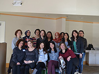 Group picture of attendees